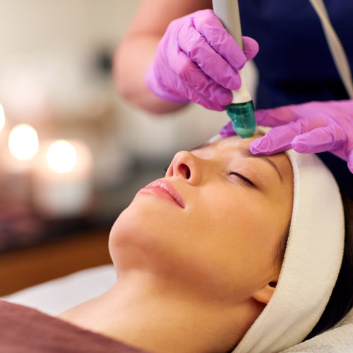 microdermabrasion hydrodermabrasion noosa the luxe skin co